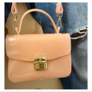 Handbags - Mini Jelly Crossbody Bag